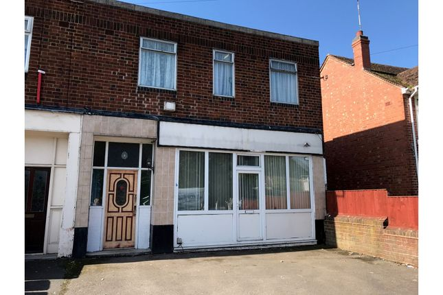 Thumbnail Semi-detached house for sale in Sewall Highway, Coventry