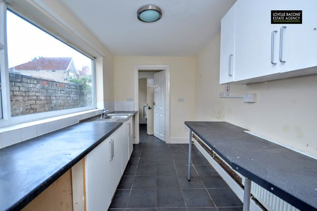 Kitchen of Weelsby Street, Grimsby DN32