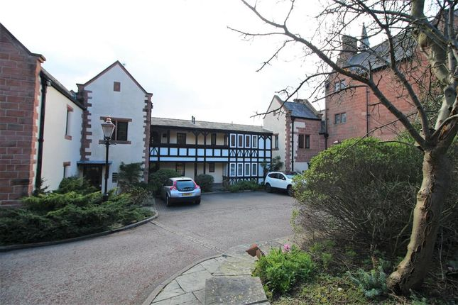 Thumbnail Flat for sale in Caldy Mews, Caldy, Wirral
