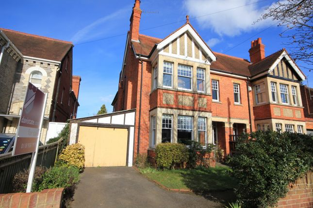 Thumbnail Semi-detached house for sale in Warwick Road, Reading