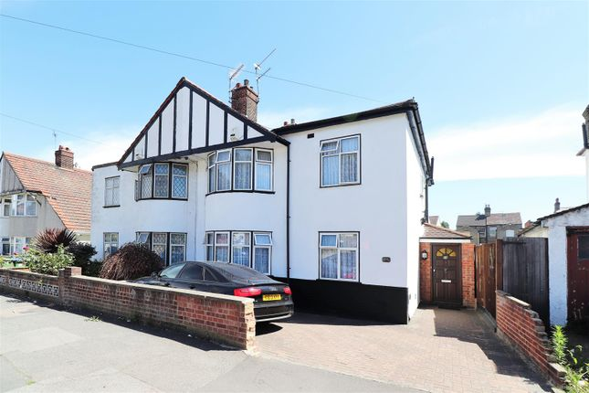 Thumbnail Semi-detached house for sale in Pembroke Road, Erith