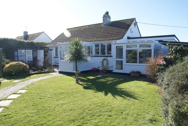 Thumbnail Bungalow for sale in St. Merryn, Padstow, Cornwall