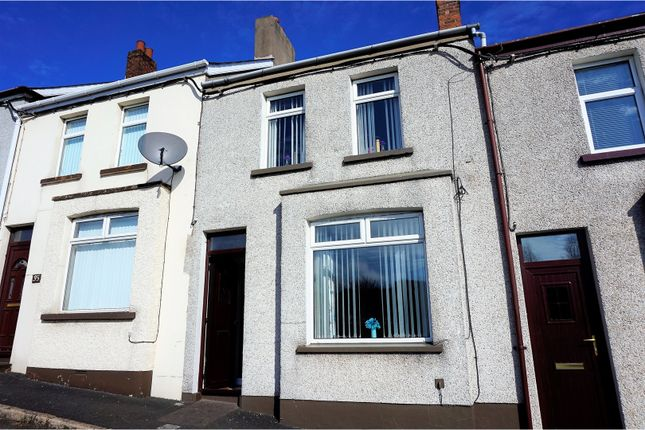 Terraced house for sale in Kitcheners Avenue, Larne