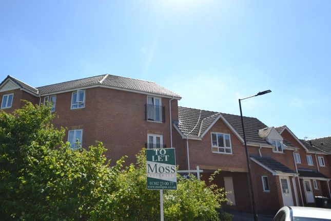 Thumbnail Flat for sale in Wakelam Drive, Armthorpe, Doncaster