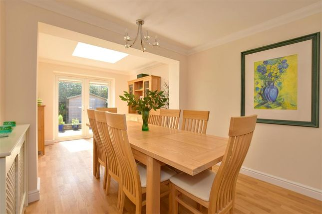 Thumbnail Detached house for sale in Copper Beech View, Tonbridge, Kent