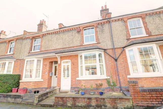 2 bed terraced house for sale in Manor Road, Lillington, Leamington Spa CV32