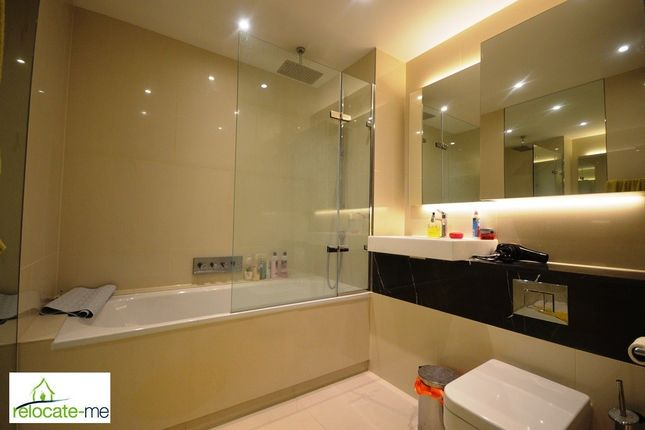 Bathroom of Goodman Fields, London E1