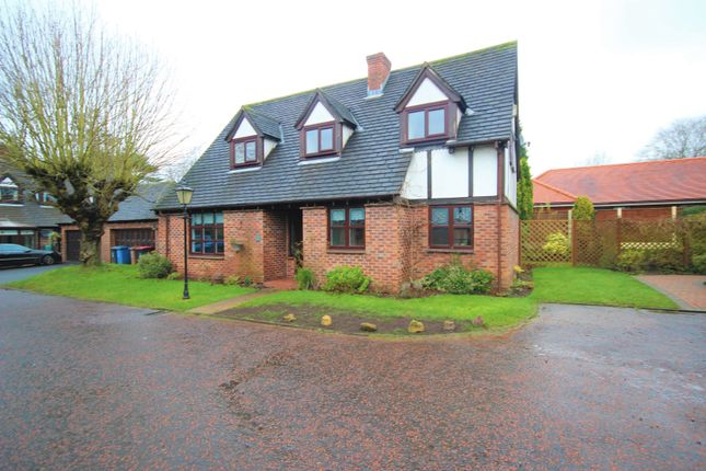 Thumbnail Detached house to rent in Wharton Lodge, Ellesmere Park, Eccles, Manchester