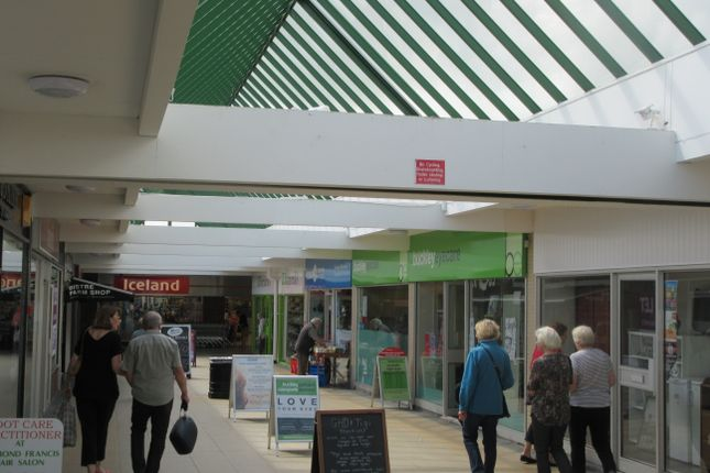 Thumbnail Retail premises to let in 16 Buckley Shopping Centre, Buckley