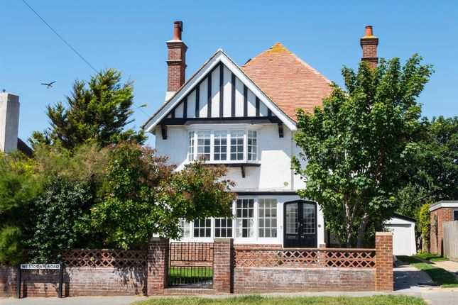 Thumbnail Detached house for sale in Westdown Road, Seaford