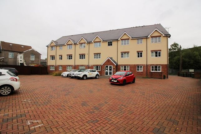 Thumbnail Flat for sale in Junction Court Apartments, Station Road, Abercynon, Mountain Ash