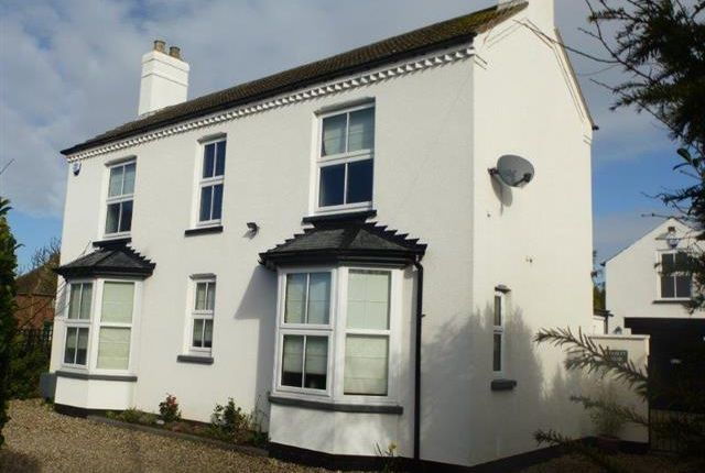Thumbnail Detached house to rent in Wisbech Road, March