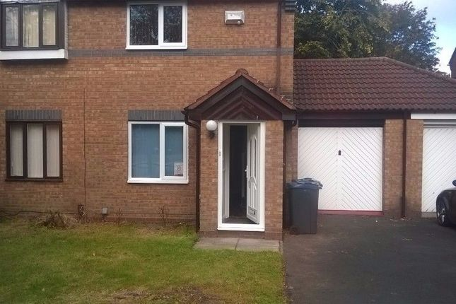 Thumbnail Semi-detached house to rent in Cherry Drive, Birmingham