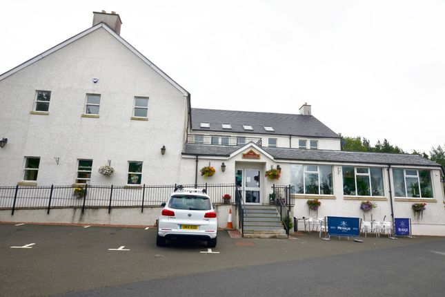 Thumbnail Commercial property to let in Peebles Road, Howgate, Midlothian