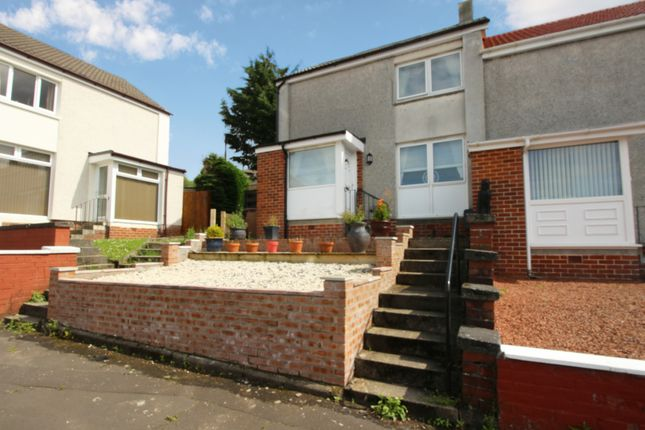 Thumbnail Terraced house for sale in Brewlands Drive, Symington, Ayrshire