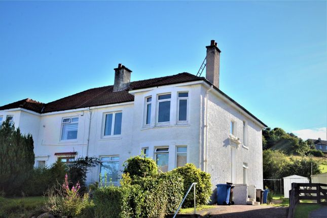 Thumbnail Flat for sale in Blairdardie Road, Knightswood, Glasgow