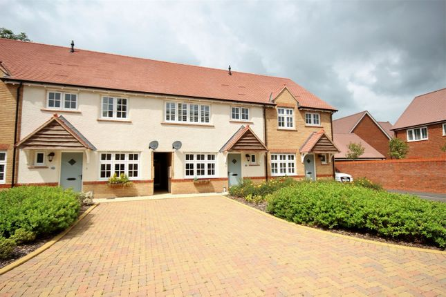 Thumbnail Semi-detached house for sale in Ruth King Close, Park Road, Lexden, Colchester, Essex