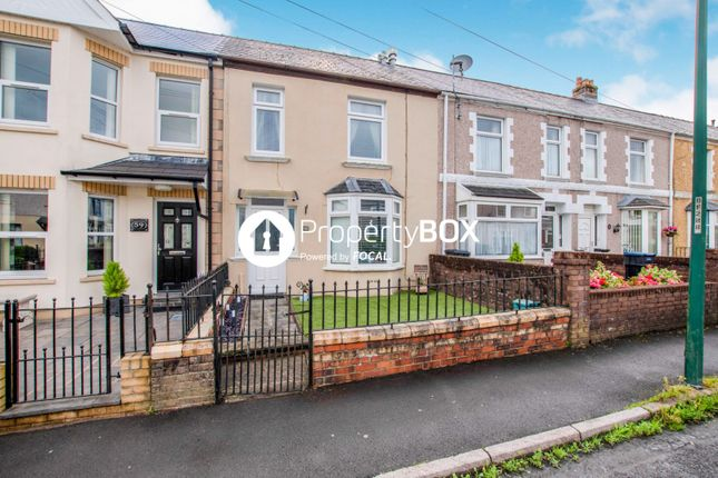 Thumbnail Terraced house for sale in Greenland Road, Ebbw Vale