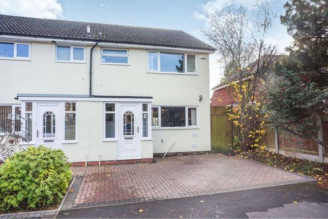 Semi-detached house in  Boley Lane  Lichfield W Birmingham