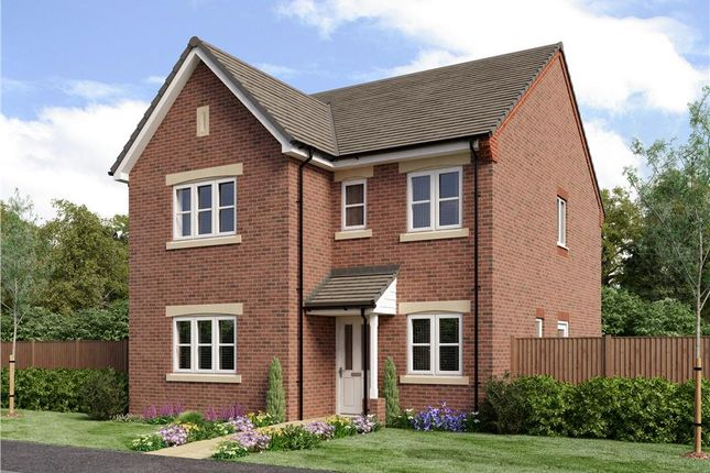 """Thumbnail Detached house for sale in """"Mitford"""" at Radbourne Lane, Derby"""