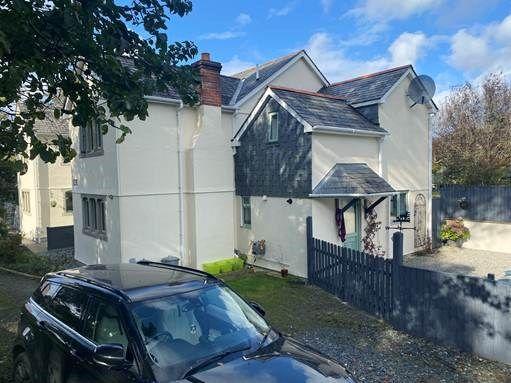 Thumbnail Semi-detached house for sale in Delabole, Cornwall, Uk