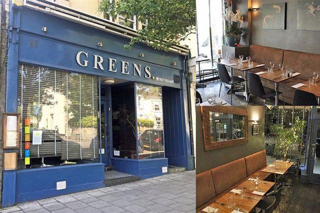 Thumbnail Restaurant/cafe to let in Zetland Road, Redland, Bristol