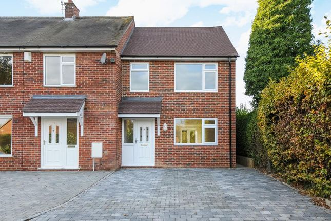 Thumbnail End terrace house for sale in Courtiers Green, Clifton Hampden