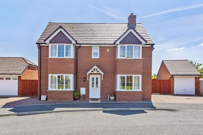 Thumbnail Detached house for sale in 3, Bredon View Close, Pershore