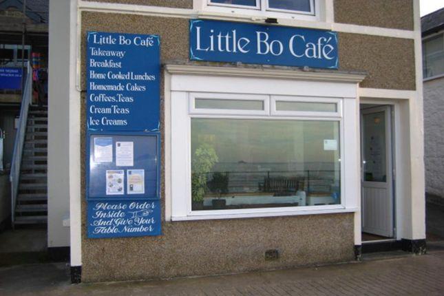 Restaurant/cafe for sale in Sennen Cove, Penzance