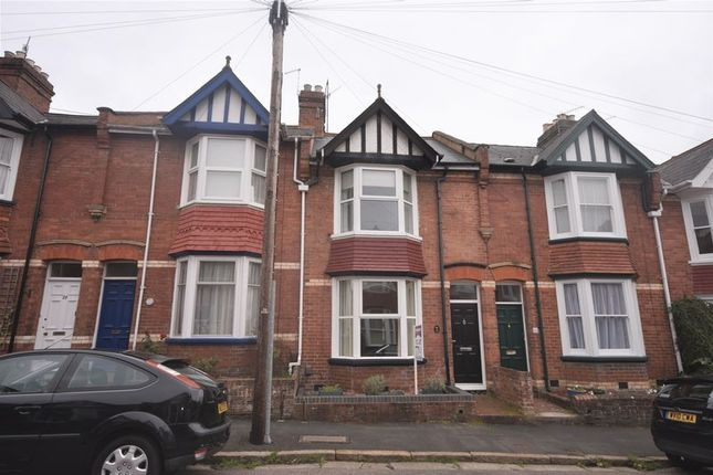 Thumbnail Semi-detached house to rent in West Grove Road, St. Leonards, Exeter