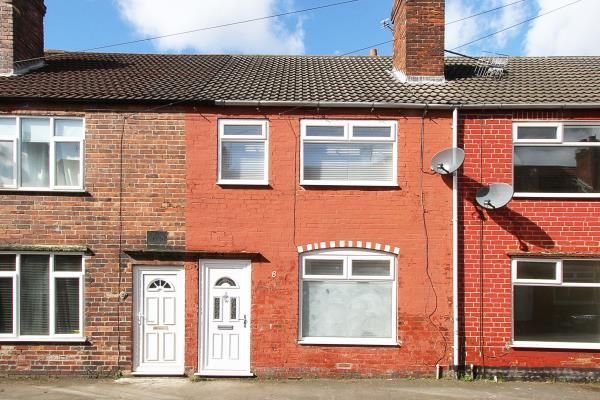 Thumbnail Terraced house for sale in 78 Scarsdale Street, Bolsover, Chesterfield, Derbyshire