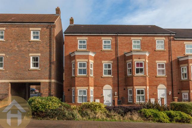 Thumbnail End terrace house for sale in Daisy Brook, Royal Wootton Bassett