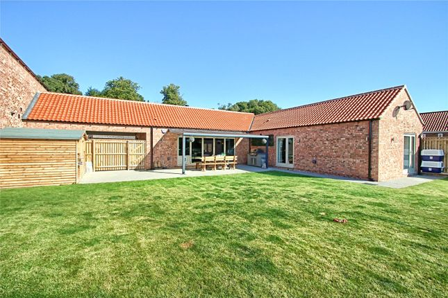 Thumbnail Bungalow for sale in Crathorne, Yarm