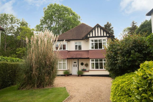 Thumbnail Detached house for sale in Waxwell Lane, Pinner