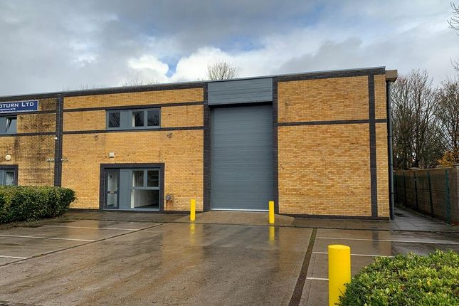 Thumbnail Warehouse to let in Unit 8, Mitchell Way, Portsmouth, Hampshire