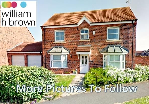 Thumbnail Detached house to rent in Shinewater Park, Kingswood, Hull
