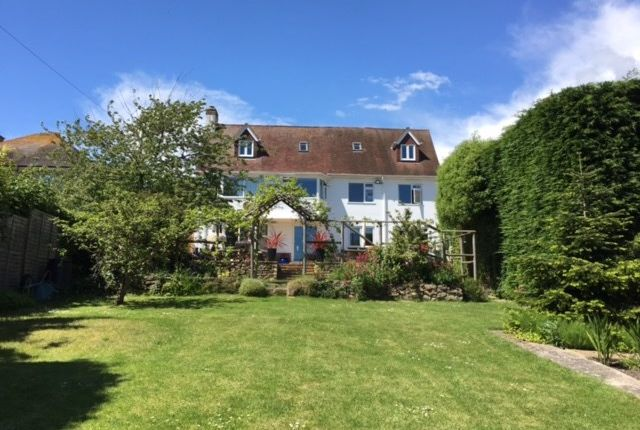 Thumbnail Detached house for sale in St. Andrews Road, Bridport