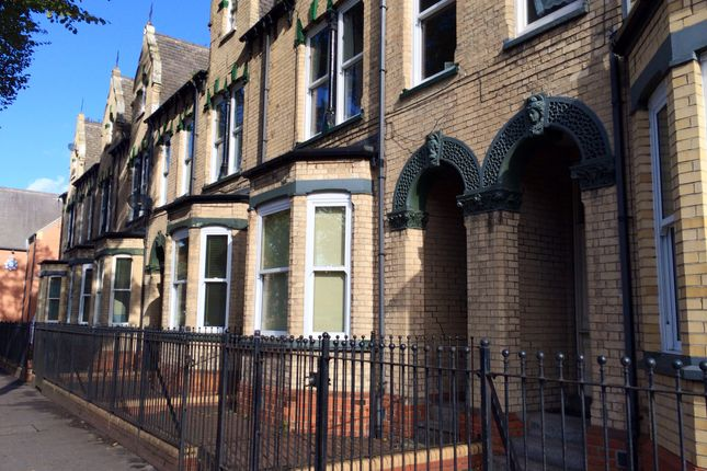 Thumbnail Studio to rent in Beverley Road, Hull