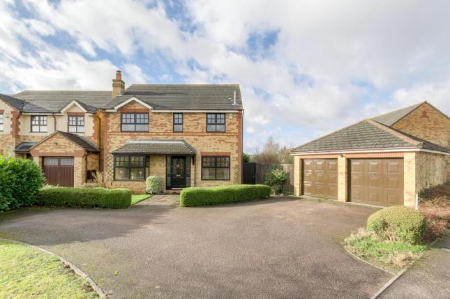 Thumbnail Detached house for sale in Beethoven Close, Old Farm Park, Milton Keynes