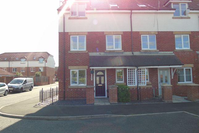 Thumbnail Terraced house to rent in Beadnell Grove, Ashington