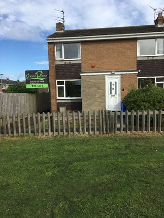 Thumbnail Flat to rent in St Cuthberts Court, Blyth