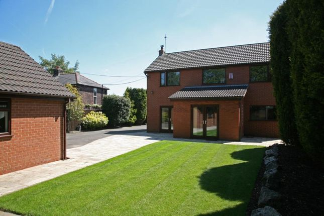 4 bed detached house to rent in Mesne Lea Road, Worsley, Manchester