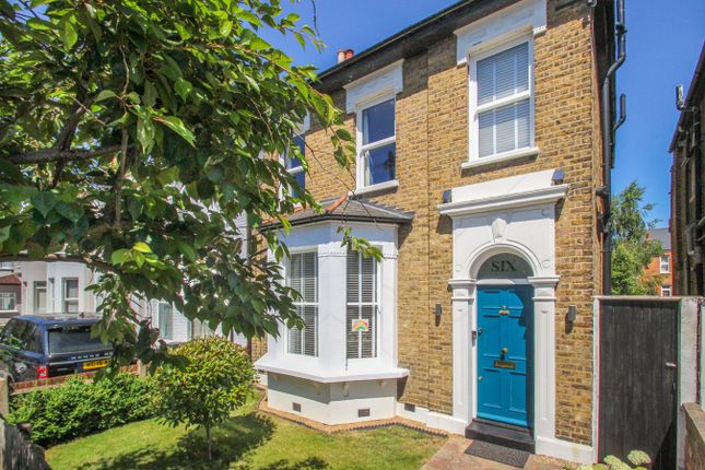 Thumbnail Semi-detached house for sale in Charsley Road, Catford, London