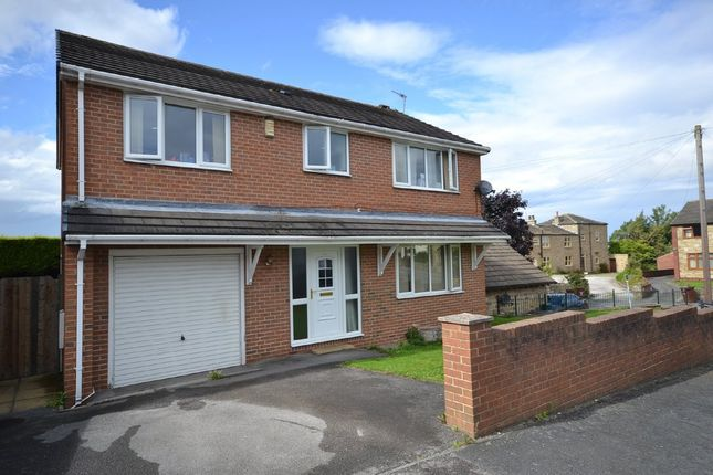 Thumbnail Detached house for sale in Thornhill Close, Middlestown, Wakefield