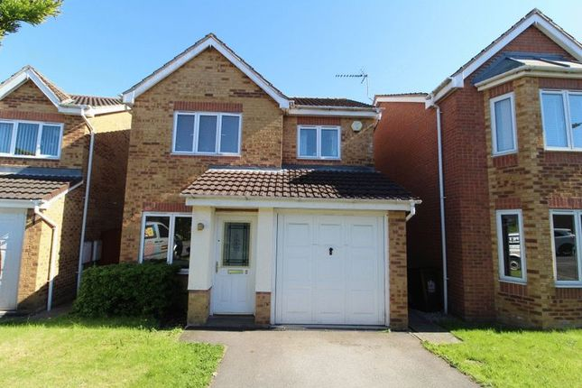 Thumbnail Detached house for sale in Grizedale Rise, Forest Town, Mansfield
