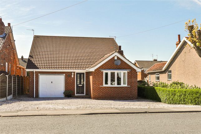 Thumbnail Bungalow for sale in Thorn Road, Hedon, Hull, East Yorkshire