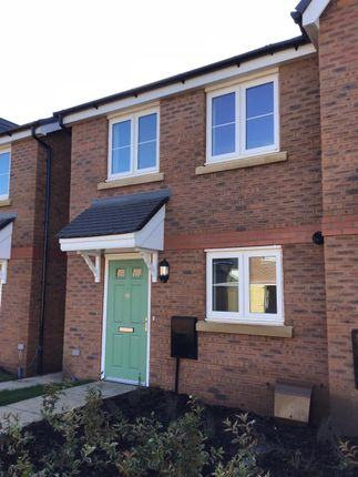 Thumbnail Semi-detached house for sale in 49 Lewis Crescent, Wellington, Telford