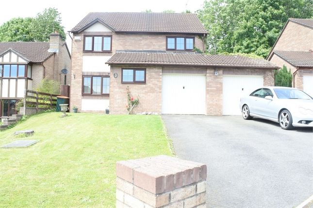 Thumbnail Detached house for sale in Fenner Brockway, Newport