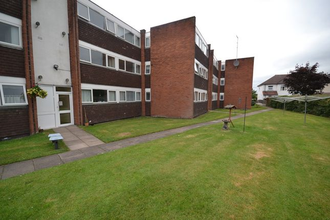 Thumbnail Flat to rent in Church Street, Rugeley