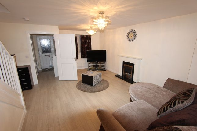 Thumbnail Terraced house to rent in Schoolgate Drive, Morden